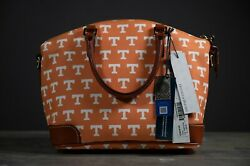 Dooney And Bourke - Tennessee Volunteers - Charli Satchel - New W/tag