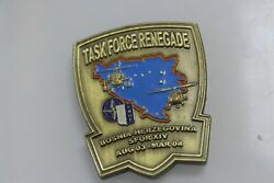 Delta Company 1st Bn 149th Avn Regt Task Force Renegade Challenge Coin