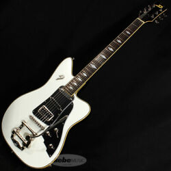 Duesenberg Dpa-wh Paloma White Electric Guitar From Japan