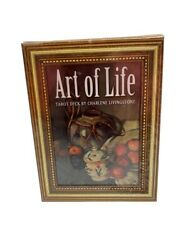 Art Of Life Tarot Deck Oop Brand New Mint Condition 2012 Factory Sealed