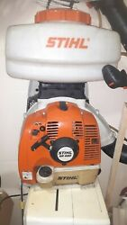 Stihl Sr450 Backpack Sprayer/duster In Excellent Condition