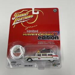 Johnny Lightning Limited Ann Edition Ecto-1a 1959 Cadillac Ghostbusters 1/64