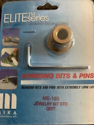 Mika Jewelry Grinding Bit Me 10s Stained Glass Fusing Supplies