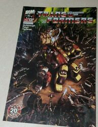 Rare Comic Transformers More Than Meets The Eye Generation One Aug 07