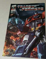 Rare Comic Transformers More Than Meets The Eye Generation One Jan 01