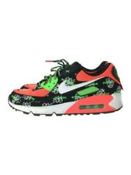 Nike Wmns World Wide Pack Air Max 90 Se 26.5cm Red Red Size 26.5cm Sneakers