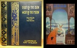 1914 East Of The Sun West Of The Moon Kay Nielsen First Edition Finebinding Book