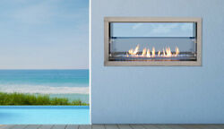 Superior 36 Vf Outdoor Linear Odlvf36zen Gas Fireplace Vent Free