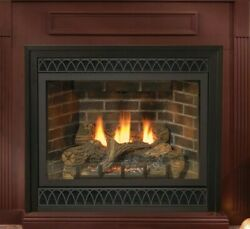 Empire White Mountain 36 Tahoe Deluxe Direct Vent Natural Gas Fireplace Mv