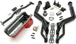 Trans Dapt 99094 Swap In A Box Kit 1986-2000 Small Block Chevy Into 1982-2004 Ch