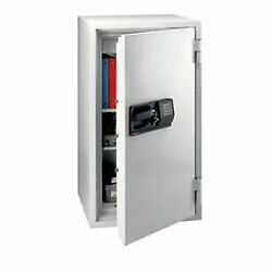 Sentrysafe Commercial Fire Safeand174 Electronic Lock 5.8 Cu. Ft. Light Gray