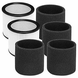Cabiclean Foam Sleeve Filter For Shop-vac 90304 90350 90333 Replacement For M...