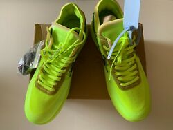 New The 10 Nike Air Force 1 Low Ao4606-700 Menandrsquos 11 Shoes Volt Black 170