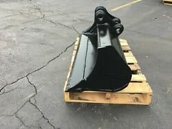 New 48 Ditch Bucket For A Cat 303 Cr