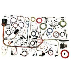 American Autowire 510055 Classic Update Wiring Kit 1967-1968 Ford Mustang