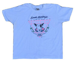 Vintage Spuds Mackenzie Official Party Animal Bud Light T-shirt 80s Busweiser Xl