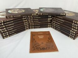 Time-life Books The Old West Series Complete Set Of 26 With Master Index Vg