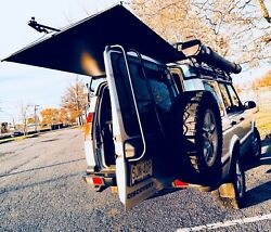 Land Rover Discovery 2 Roof Rack
