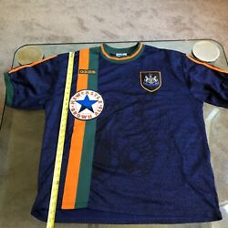 Adidas Newcastle United Brown Ale 97/98 Away Jersey Very Rare Adult Xxl