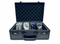 Slab Case T Toploaders/one Touch/mags Storage W/ Dual Locks Foam Zion Cases