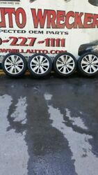 2019 2020 2021 Infiniti Qx50 20 Inch Set Of Wheels And Tires Nto