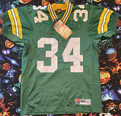 Rare Vintage Nike Pro Line Nfl Green Bay Packers Mike Mckenzie Football Jersey