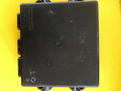 Used 2005 Yamaha Vx Deluxe Ecu 6d3-8591a-a0-00 Good Condition