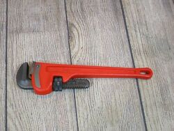 New Supreme X Ridgid Pipe Wrench Fw20 Accessory Red Size 14