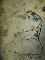 Yamaha 200hp 4 Stroke Outboard Engine Wiring Harness 69j-8259n-00 Parts Only