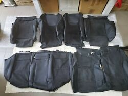 Audi S4 Rs4 B7 New And Original Leather Full Seat Covers