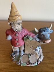Rare Authentic Tom Clark And Tim Wolfe Collaboration Gnome Minnesota Vintage