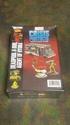 Marvel Crisis Protocol Deadpool And Bob Agent Of Hydra Asmodee Miniatures Game