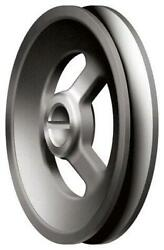 Macs Auto Parts Eaton Power Pump Pulley - Balanced - Painted With Correct