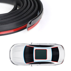 Car Windshield Safeguard Rubber Seal Edge Trim Anti-leakage And Waterproof 20ft