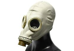 Genuine Military Russian Gas Mask Gp-5 Surplus Ussr Takes 40mm Threaded Filters