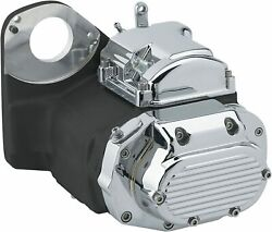 Ultima 201-58 6 Speed Ultima Black And Chrome Complete Transmission