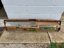 1970 Dodge Charger Super Bee Plymouth Roadrunner A/c B-body Rallye Dash Frame