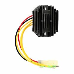 Rectifier Voltage Regulator Replacement 3t5760600 Fit For Outboard 25 30 40 50