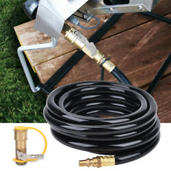 Hose Easily And Safely Rv Connector High-quality Hose For Low Pressure Grills