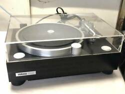 Q198310221 Secondhand Turntable With Cartridge Yamaha Gt-2000