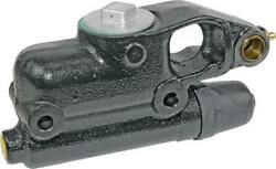 Macs Auto Parts Master Cylinder - For Manual Brakes - 1 Bore - Ford Only