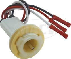 Macs Auto Parts 1974-1986 Ford Pickup Truck Light Socket And Wires 48-45082-1