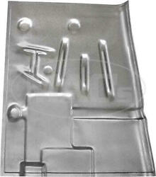 Macs Auto Parts Floor Pan - Front - Left - Edsel Pacer And Ranger 58-29986-1