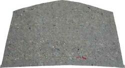 Macs Auto Parts Rear Window Package Tray Insulation 90-41830-1