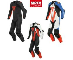 Dainese Laguna Seca 5 Perforated Race Suit Sz 48 50 52 54 And 56 Euro