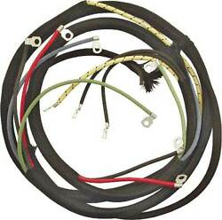 Macs Auto Parts Model T Commutator Wiring Harness, For Cars With Starter,