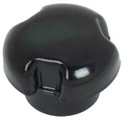 Macs Auto Parts Model T Oil Breather Cap, Correct 3-flute Style For Cars