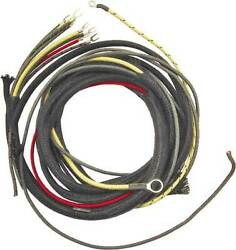 Macs Auto Parts Model T Ford Lighting Wire Harness - 8 Wires - For Later Cars -