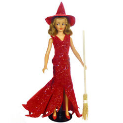 1965 Bewitched Samantha Doll By Ideal Toys Elizabeth Montgomery Nice