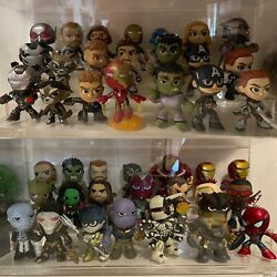 Funko Mystery Minis Avengers Infinity War And Endgame Complete Sets